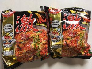 韓式激辛鶏味